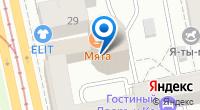 Компания АйДиТи на карте