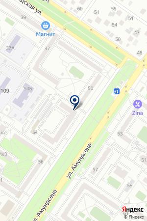 ZoDoR на карте Екатеринбурга