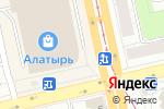 Схема проезда до компании Гранд-Строй в Екатеринбурге