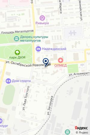 СЕЛЬСКОХОЗЯЙСТВЕННОЕ ПРЕДПРИЯТИЕ СЕВЕРНЫЙ на карте Серова