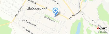 Почтовое отделение №904 на карте Екатеринбурга