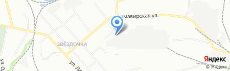 Компания Промкомплект на карте Екатеринбурга