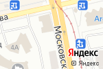 Схема проезда до компании Шиномонтажная мастерская в Екатеринбурге