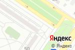 Схема проезда до компании Кружева в Екатеринбурге