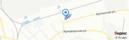 Уральская Инвестиционно-Трастовая Компания на карте Екатеринбурга