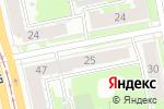 Схема проезда до компании Камни мира в Екатеринбурге