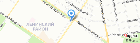Киоск по продаже кондитерских изделий на карте Екатеринбурга
