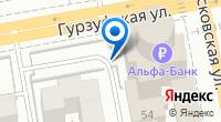 Компания Nexia Finance Group на карте