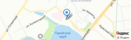 Банкомат ТрансКредитБанк на карте Екатеринбурга
