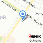 Маленький Будда на карте Екатеринбурга