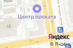 Схема проезда до компании Центр аюрведы в Екатеринбурге