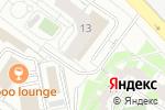 Схема проезда до компании РОСНО-МС в Екатеринбурге
