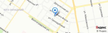 Гарант Строитель на карте Екатеринбурга