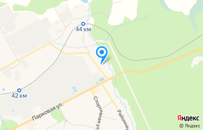 Местоположение на карте пункта техосмотра по адресу Свердловская обл, г Верхняя Салда, ул Парковая, д 9А