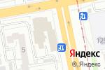 Схема проезда до компании Смарт Технолоджи в Екатеринбурге