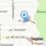 EK-MOTO на карте Верхней Пышмы