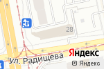 Схема проезда до компании Слон-Авто в Екатеринбурге