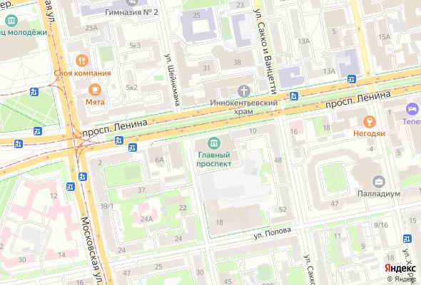 купить квартиру в ЖК Главный проспектЪ