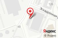Схема проезда до компании Зауральский продукт в Екатеринбурге