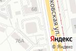 Схема проезда до компании Инженер в Екатеринбурге