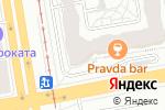 Схема проезда до компании АМС-техника в Екатеринбурге