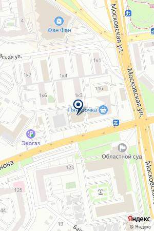Интернет-магазин печей и отопительного оборудования на карте Екатеринбурга