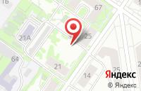 Схема проезда до компании Арскор в Екатеринбурге