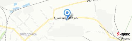 УралВин на карте Екатеринбурга