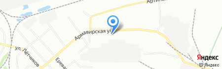 5М1.ru на карте Екатеринбурга
