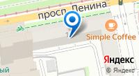 Компания GRAFF interactive на карте