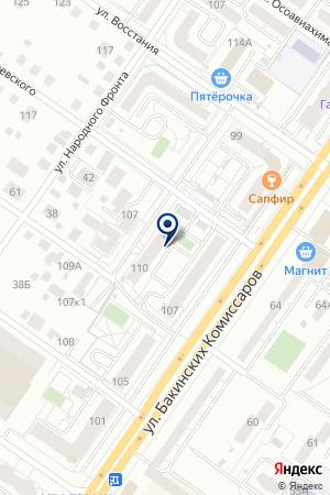 РОСАУДИТ на карте Екатеринбурга