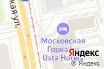 Схема проезда до компании УралСпецСтрой в Екатеринбурге