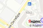 Схема проезда до компании IQ007 в Екатеринбурге