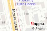 Схема проезда до компании Созвездие колеса в Екатеринбурге