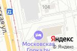 Схема проезда до компании АРТИСТ в Екатеринбурге