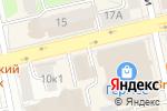 Схема проезда до компании РЕНТАКРАН УРАЛ в Екатеринбурге