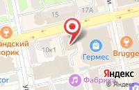 Схема проезда до компании Ртг Урал в Екатеринбурге