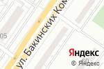 Схема проезда до компании STURMAN в Екатеринбурге