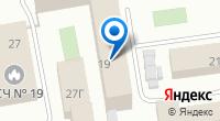 Компания Логикон на карте
