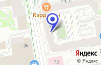Схема проезда до компании ПРОИЗВОДСТВЕННО-КОММЕРЧЕСКАЯ ФИРМА ПАЛНИКС в Екатеринбурге