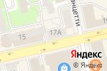 Схема проезда до компании Твоя экономия в Екатеринбурге