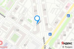 Сдается однокомнатная квартира в Екатеринбурге м. Проспект Космонавтов, Свердловская область, проспект Орджоникидзе, 21