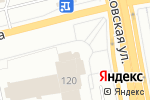 Схема проезда до компании Почтовое отделение №19 в Екатеринбурге