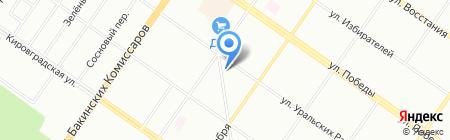 Ветераны Правоохранительных Органов на карте Екатеринбурга