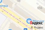 Схема проезда до компании Суши Мастер в Екатеринбурге