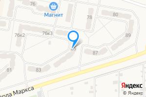 Трехкомнатная квартира в Верхней Салде улица Карла Маркса, 85