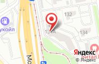 Схема проезда до компании Уралсибпродукт в Екатеринбурге