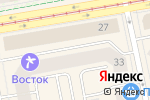 Схема проезда до компании ПРЕСТИЖ в Екатеринбурге