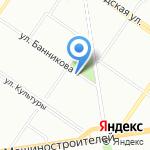 Промтехнологии на карте Екатеринбурга