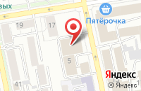 Схема проезда до компании Фонд Законодательных Инициатив в Екатеринбурге